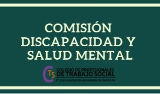 Comisión de Discapacidad y Salud Mental