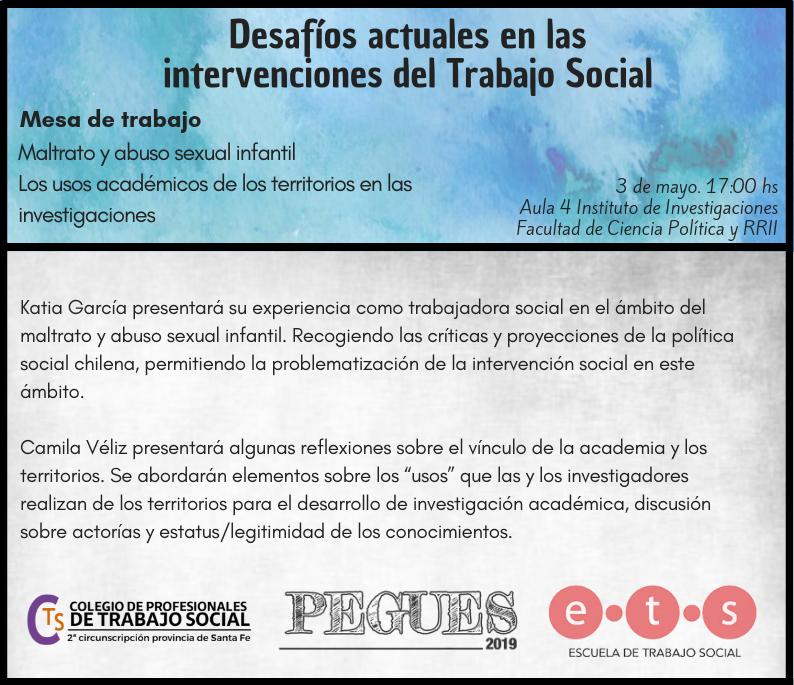 La formación en Trabajo Social durante la dictadura militar chilena