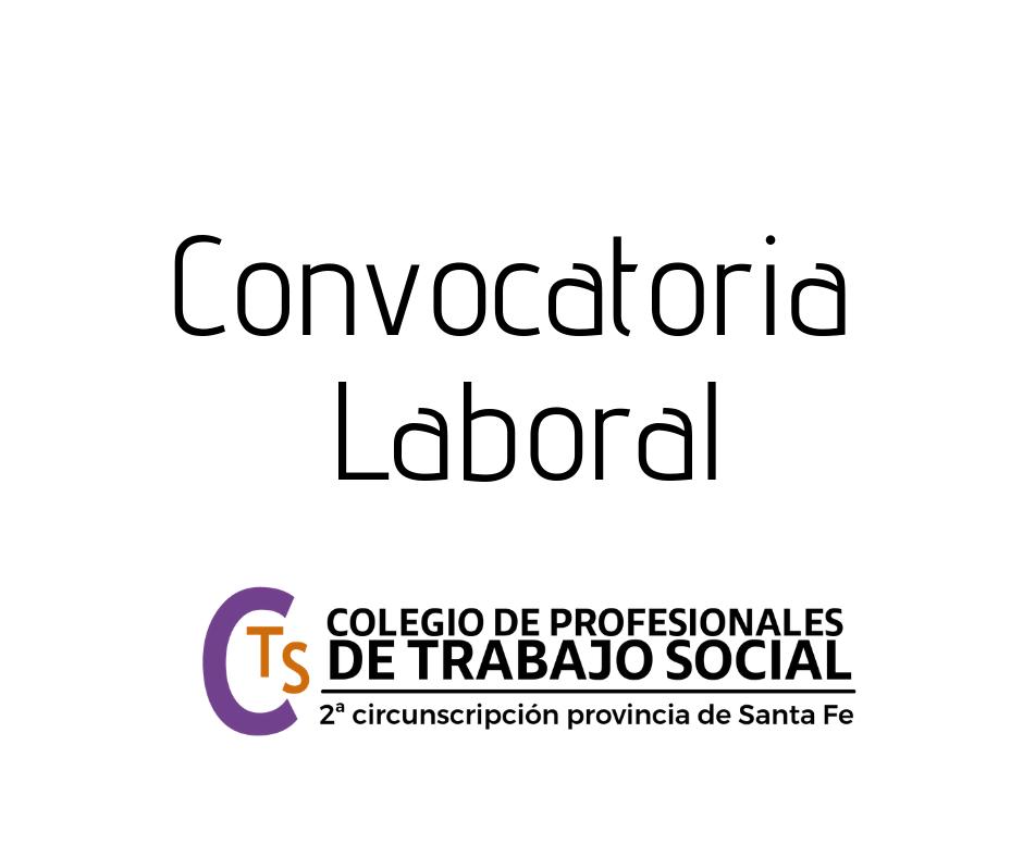Convocatoria JUZGADOS DE MENORES – San Lorenzo