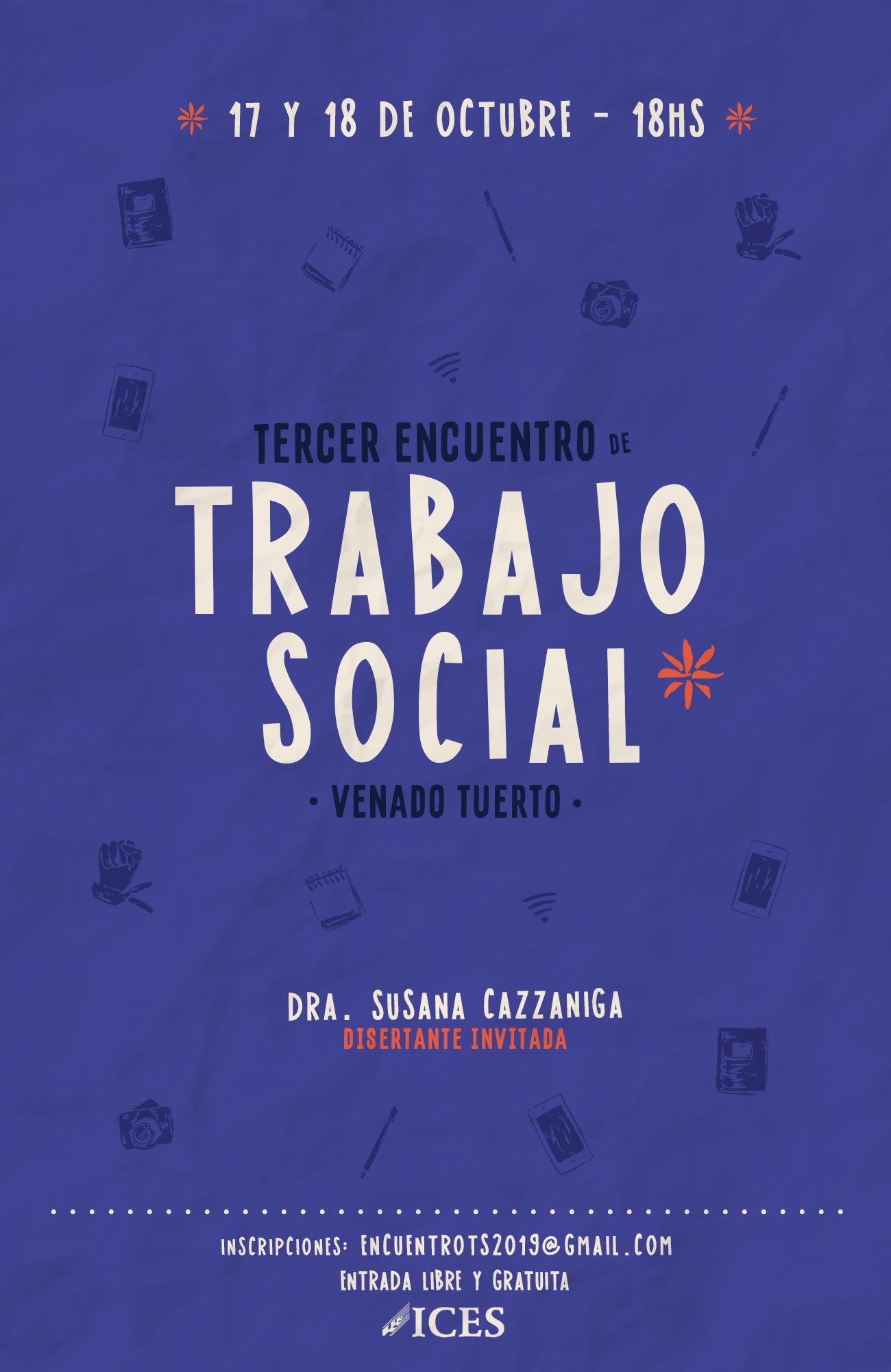 III Encuentro de Trabajo Social en Venado Tuerto